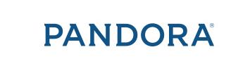 Blue Pandora Logo
