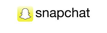 Yellow Snapchat logo