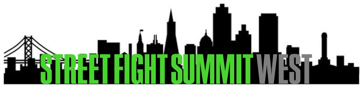 Street Fight Summit West logo